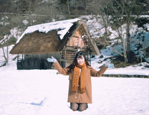 du lịch shirakawago tự túc